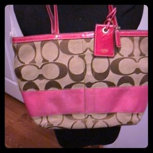 Coach Bag preowned good condition